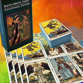 Bài tarot Smith waite 78 chi tiết