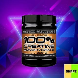 Creatine Cao Cấp Scitec Creatine Monohydrate [300g] - Tăng Năng Lượng Sức Mạnh - Chính Hãng - The Shape thumbnail