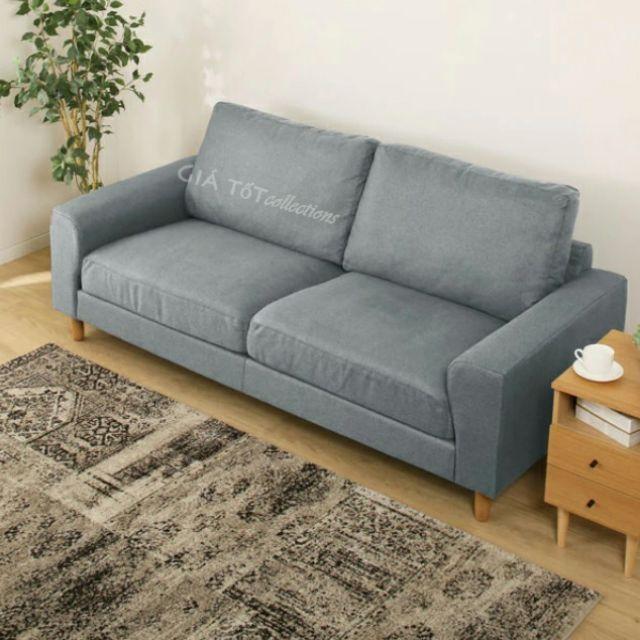 Sofa băng gọn gàng cho căn phòng khách