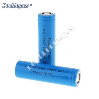 Cell pin sạc 18650 Doublepow 2000mAh