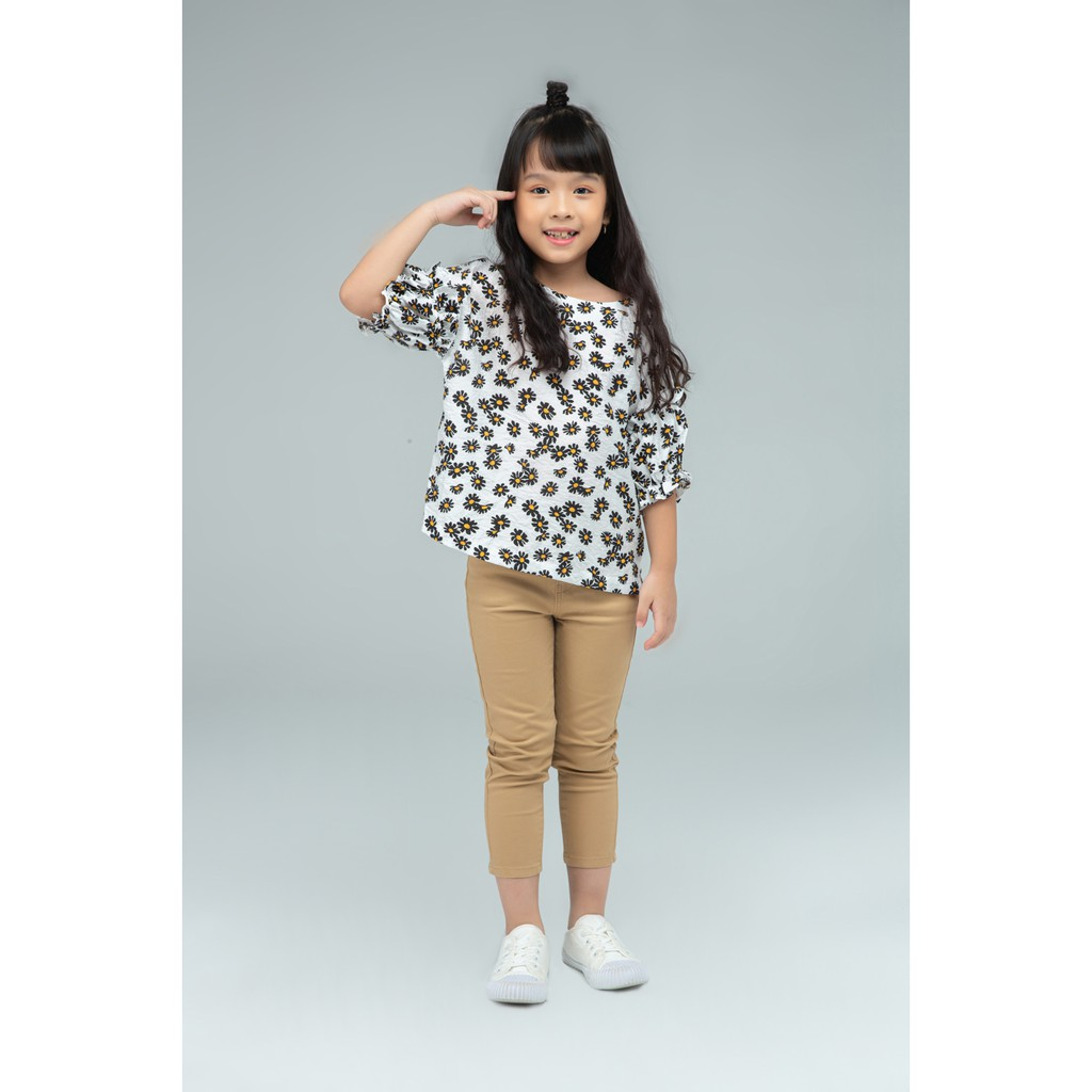 Giá bán IVY moda áo bé gái MS 16G0929