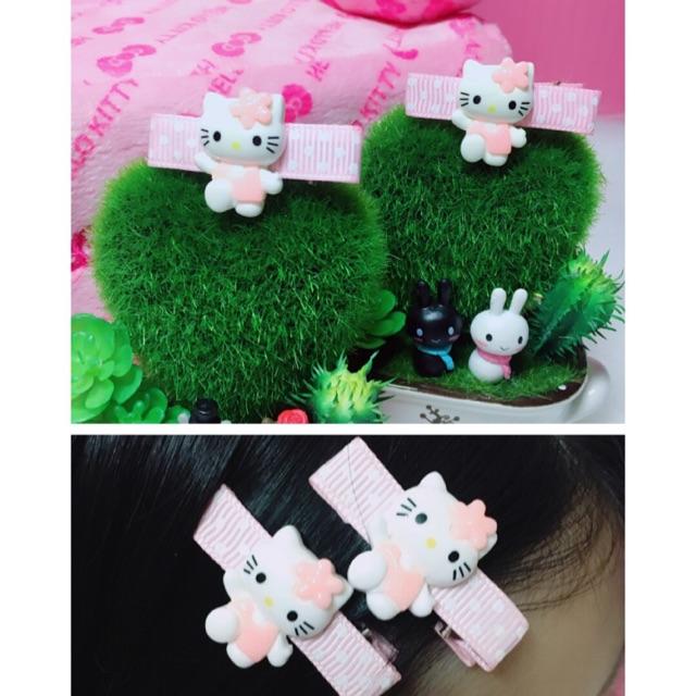 ?Sỉ?5 loại kẹp tóc korea Hello Kitty
