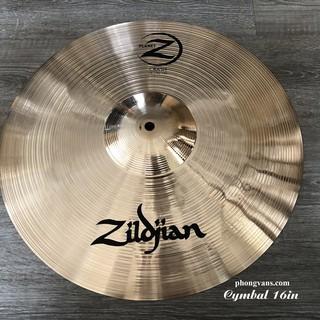 Lá Cymbal trống jazz zildjian 16 inch