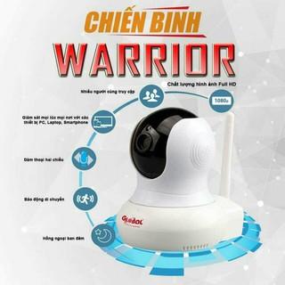 Camera IP Global 2.0mp (Chiến binh Warrior TAG-I4W3-F6) Full HD1080P thumbnail