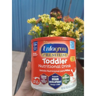 Sữa Enfagrow nắp đỏ Todder Premium 680g Date 10.2021