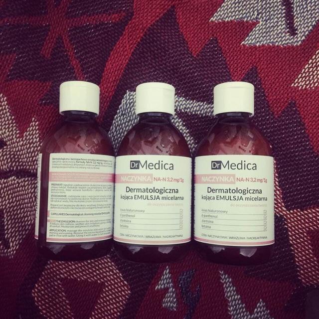 Kem tẩy trang/rửa mặt Dr.Medica hồng - 3548452 , 1196279849 , 322_1196279849 , 270000 , Kem-tay-trang-rua-mat-Dr.Medica-hong-322_1196279849 , shopee.vn , Kem tẩy trang/rửa mặt Dr.Medica hồng