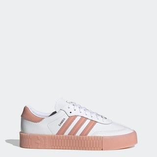 Giày adidas ORIGINALS Nữ Sambarose Màu Trắng FW4201 thumbnail