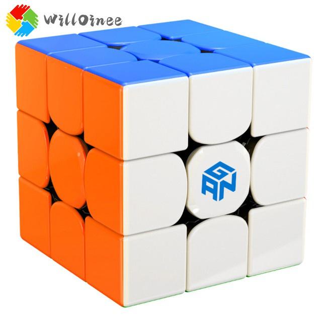 WILLOINEE COD Gan356RS 3×3 Magic Cube High Speed Educational Puzzle Cube Idea Xmas Gift
