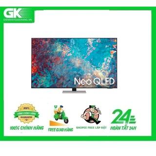 QA55QN85A-MIỄN PHÍ CÔNG LẮP ĐẶT-Smart Tivi Neo QLED 4K 55 inch Samsung QA55QN85A Mới 2021 thumbnail