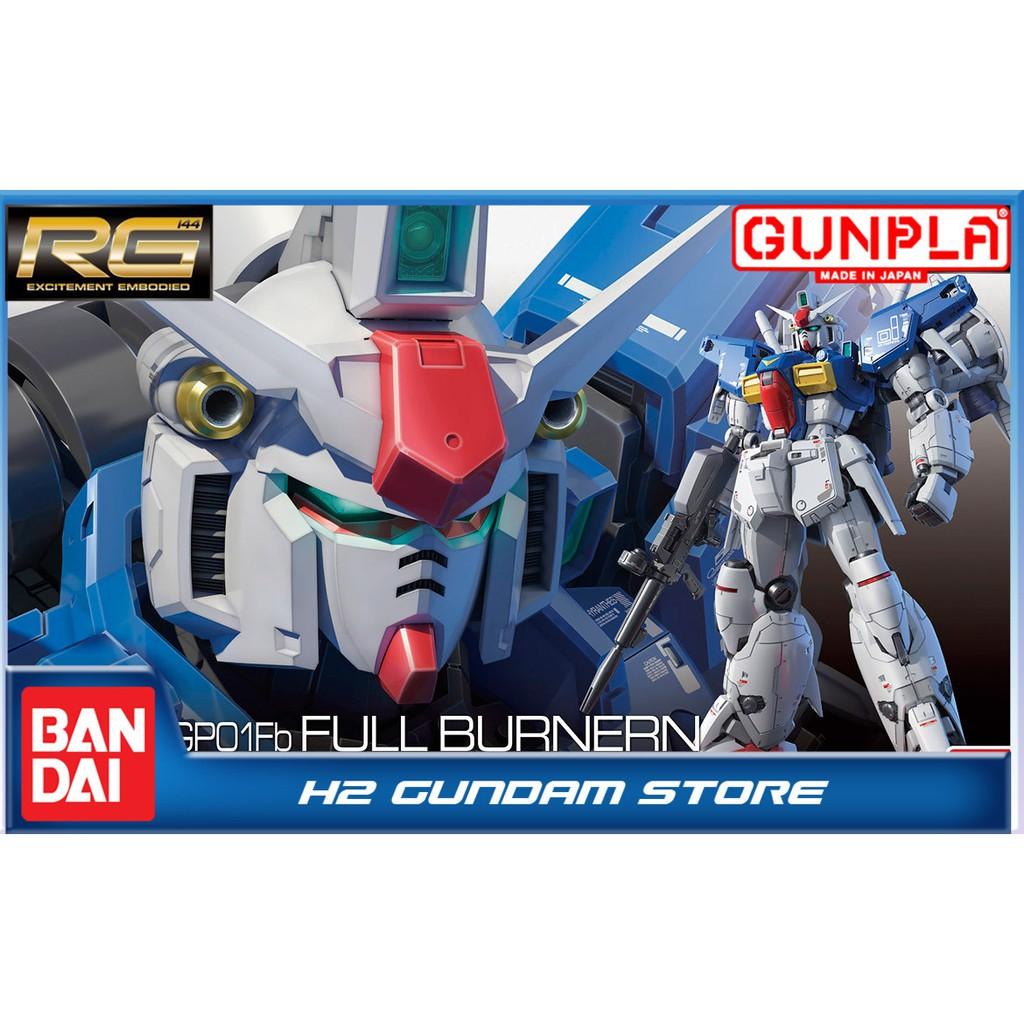 Mô hình RG 1/144 Gundam GP01Fb Full Burnern (Gundam Model Kits)