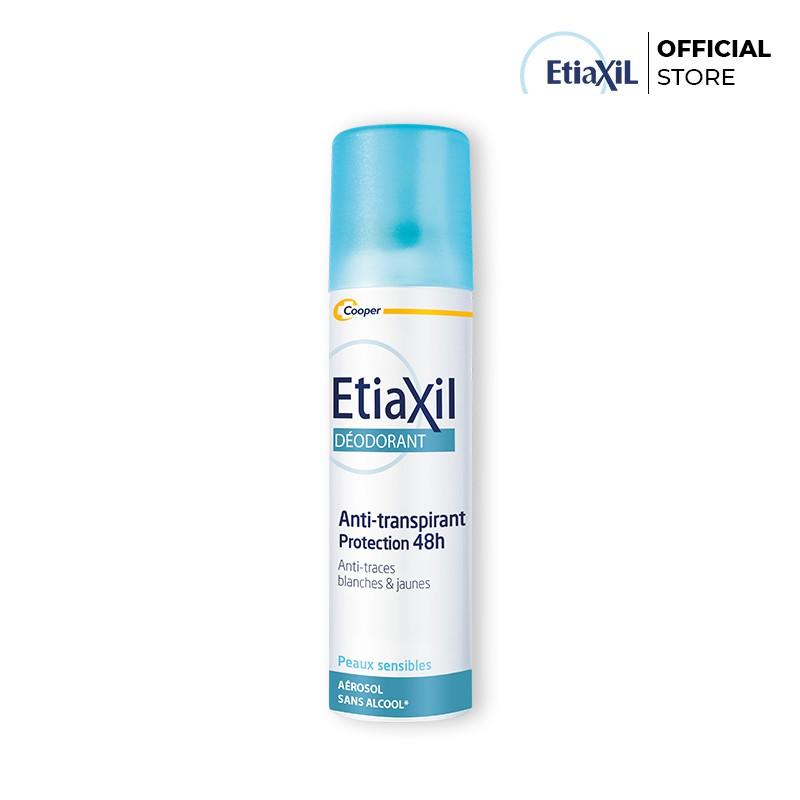 Xịt Khử Mùi Dạng Phun Sương Etiaxil 150ml