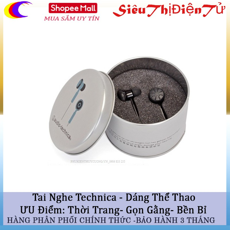 TAI NGHE Technica Hộp sắt - 2903128 , 1257066749 , 322_1257066749 , 120000 , TAI-NGHE-Technica-Hop-sat-322_1257066749 , shopee.vn , TAI NGHE Technica Hộp sắt