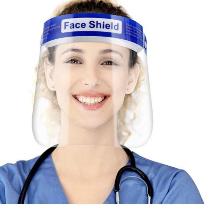 Kính chống giọt bắn bảo hộ phòng dịch faceshield cao cấp cho bé cho người lớn TODOCO 01