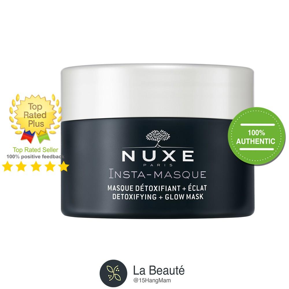 Nuxe Insta-Masque Détoxifiant & Éclat - Mặt Nạ Thải Độc Làm Sáng Da 50ml