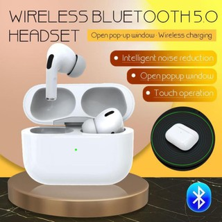 [Mã ELMS5 giảm 7% đơn 300k] [Hàng Mới Về] Tai Nghe Bluetooth Pro TWS - Có đổi tên, định vị , Sạc Không dây - BH 1 đổi 1