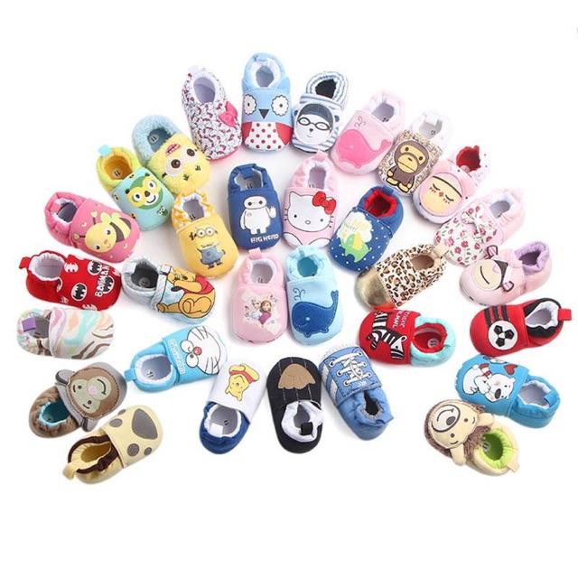 รองเท้าหัดเดินสำหรับเด็กแรกเกิด -15 เดือน พร้อมส่ง