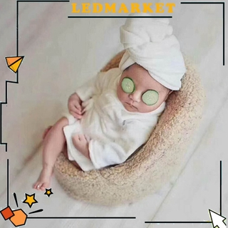 ledmarket Camera Camcorder Baby Toddler Clothing Newborn Baby Baby Photo Props Breathable for Shower