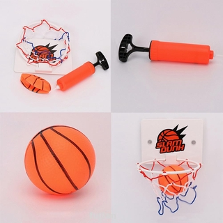 Hanging Sports Children Wall Mounted Basketball Stands
