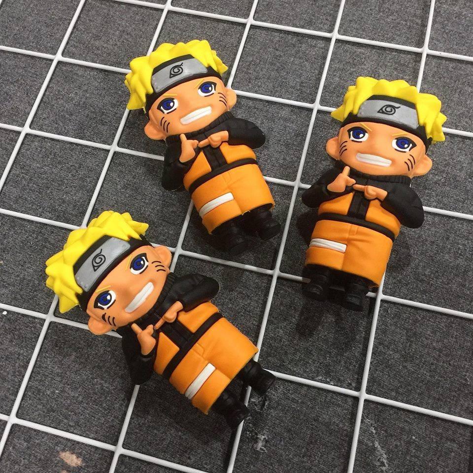HÀNG CÓ SẴN - Sạc dự phòng kèm dây sạc Naruto
