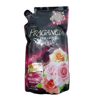 Nước xả vải đậm đặc hương hoa hồng Fragancia 600ml (hot)