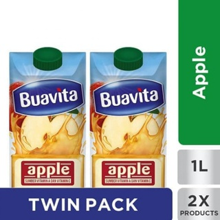 Buavita Apple 1000ml x2