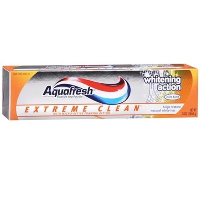 Kem đánh răng Aquafresh 158.7g