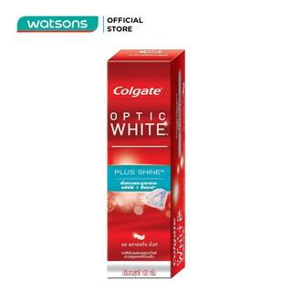 Kem Đánh Răng Colgate Optic White Làm Trắng & Sáng 100g