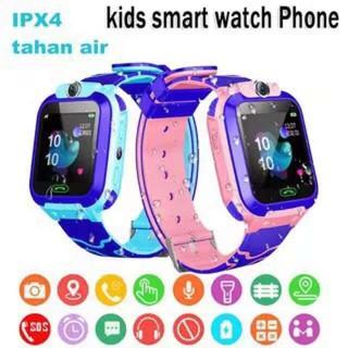 Đồng hồ định vị trẻ em nghe gọi chống nước(Phiên bản Việt Nam) thumbnail