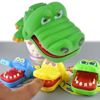 Đồ chơi khám răng cá sấu cho trẻ MS3458 bán x0ng