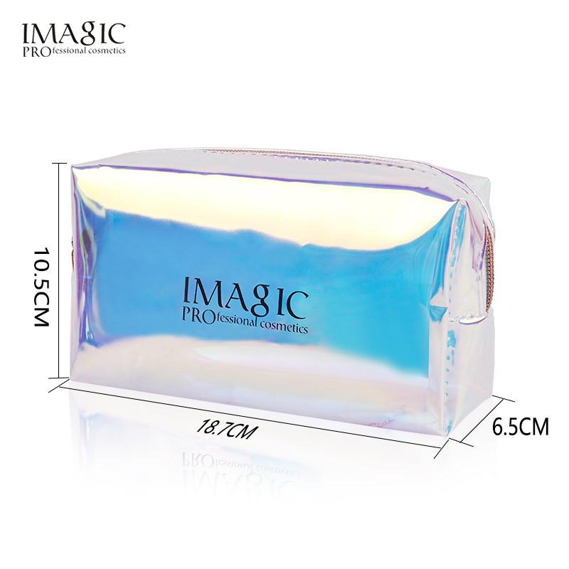 Túi Đựng Mỹ Phẩm IMAGIC TL-439 Màu Ánh Laser Nhỏ Gọn Tiện Lợi Du Lịch 0.65g