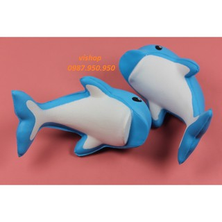 SquiShy cá heo squishy mã số LD4699
