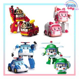 Đồ chơi oto cảnh sát biến hình robot 2 trong 1 – TimesCity