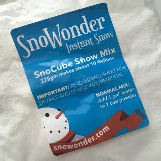 SNOWONDER – Tuyết nhân tạo Mỹ – Hàng chính hãng nhập khẩu từ Mỹ – Tuyết nhân tạo
