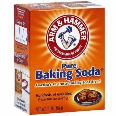 Hộp bột nở, muối nở Baking Soda đa công dụng 454g