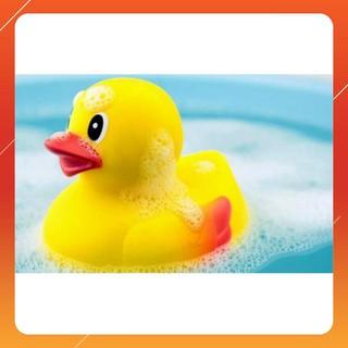 [RẺ NHẤT] Vịt con thả bồn tắm cho bé