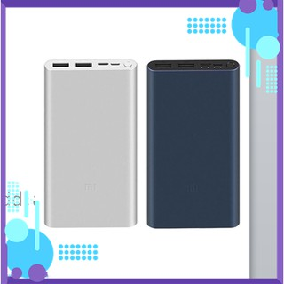 Sạc dự phòng Xiaomi 18W Gen 3 10000/20000mAh USB 3.0 – Xiaomi Mi 18W Fast Charge Power Bank hàng chính hãng ..