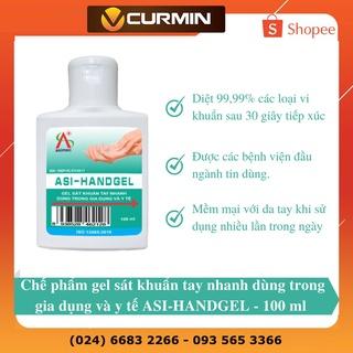Gel rửa tay khô ASI HANDGEL 100ml (Chính hãng) thumbnail