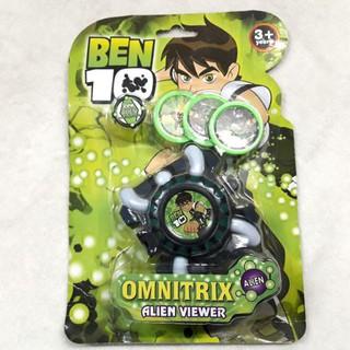 Đồ chơi Đồng hồ BEN 10 Omnitrix