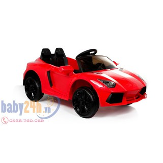 [HÀNG CÓ SẴN]Xe ô tô điện trẻ em Lamborgini BBH718 Giá rẻ chính hãng