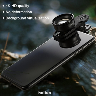 Removable Universal Accessories Wide Angle External Easy Install Fisheye Macro Phone Camera Lens Kit