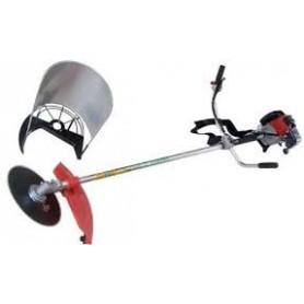 Máy cắt lúa cầm tay Honda GX35 với động cơ cực khỏe,loại 4 thì,lươĩ cắt 2 cánh