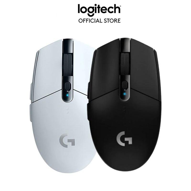 Chuột game không dây Logitech G304 Lightspeed, Hero Sensor max 12.000DPI
