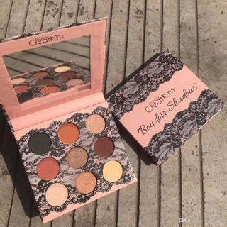 Bảng Mắt Bourdois Satin A - Eyeshadow Palette Beauty Creation - Bảng Phấn Mắt thumbnail