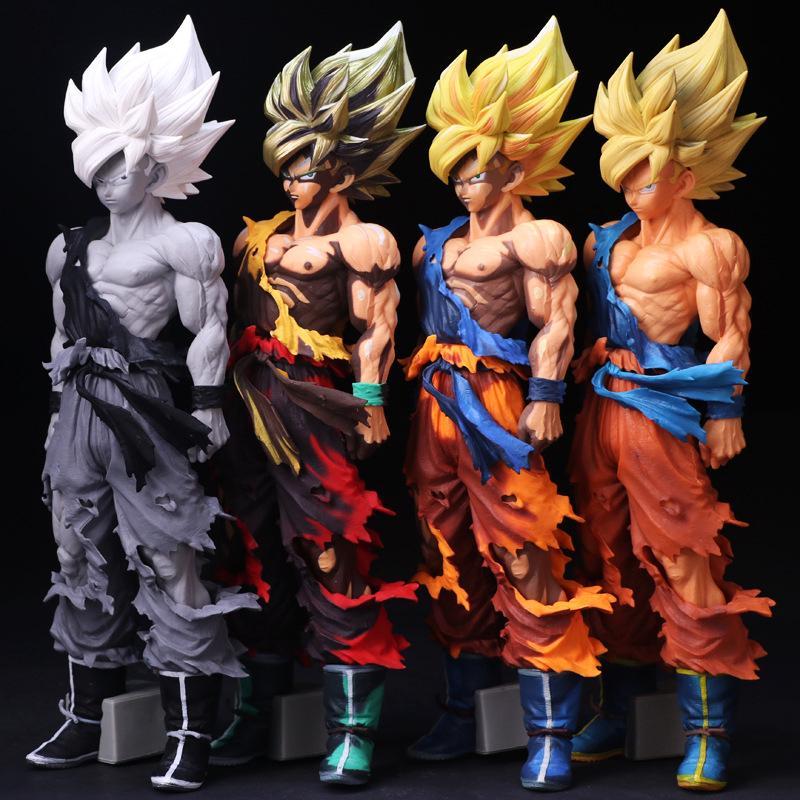 Mô Hình Nhân Vật Goku Trong Phim Hoạt Hình Dragon Ball 33cm