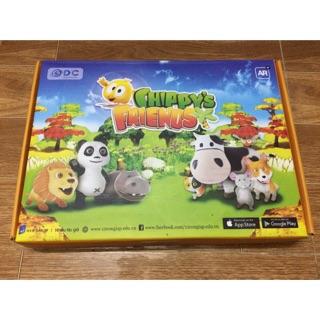Bộ đồ chơi thực tế ảo 3D Puzzle – Chippy's Friends