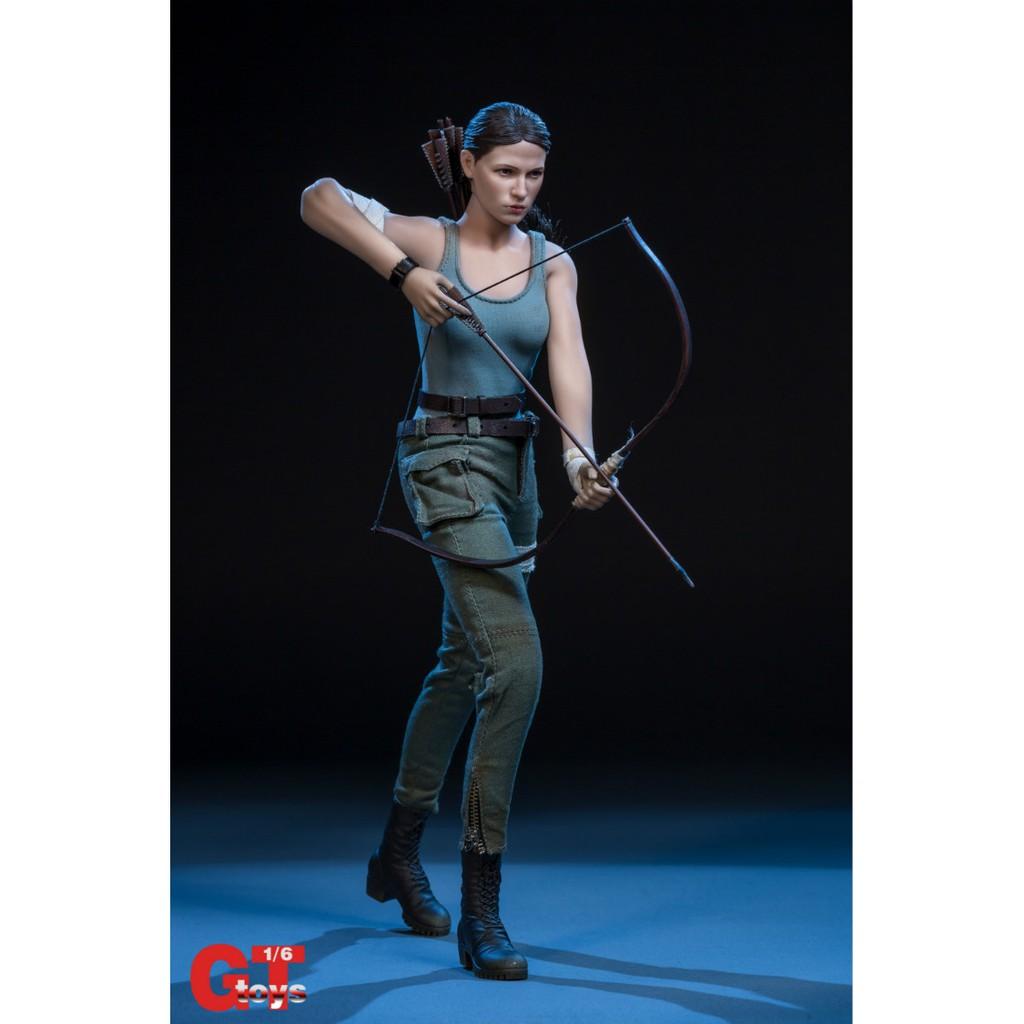 Mô hình Lara Croft cao cấp 1/6