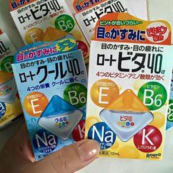 Thuốc nhỏ mắt Rohto Nhật bản Vita 40 bổ xung vitamin - 3348907 , 1237929863 , 322_1237929863 , 55000 , Thuoc-nho-mat-Rohto-Nhat-ban-Vita-40-bo-xung-vitamin-322_1237929863 , shopee.vn , Thuốc nhỏ mắt Rohto Nhật bản Vita 40 bổ xung vitamin