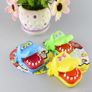 Đồ chơi khám răng cá sấu vui nhộn shopee. vn|mochi04