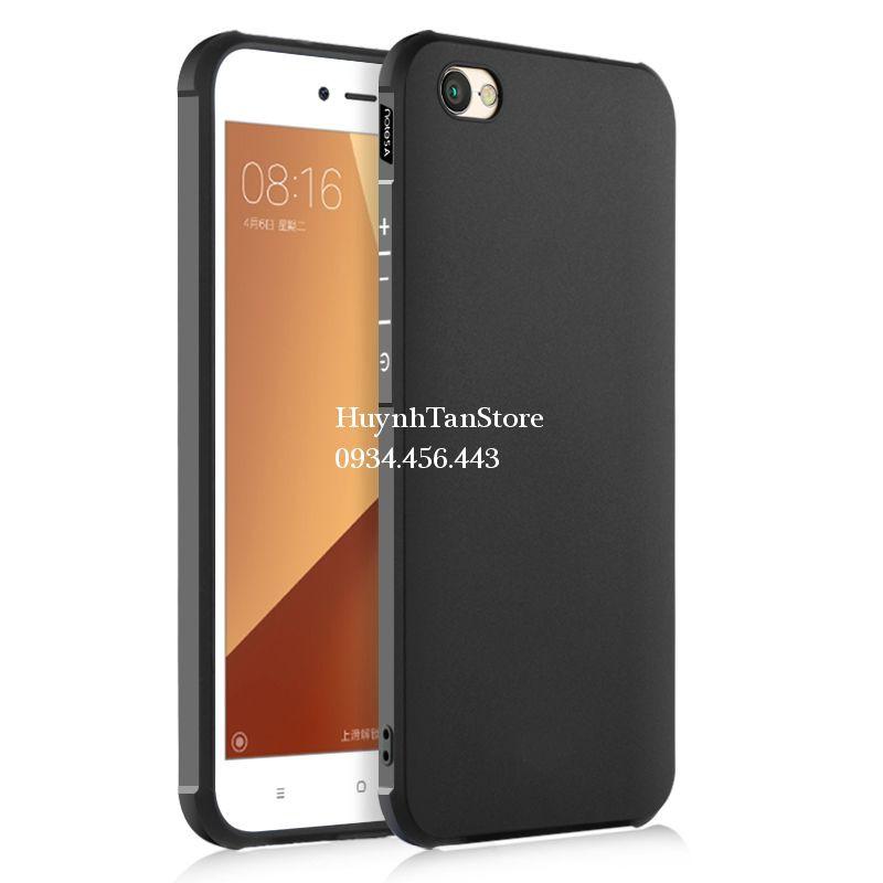 Xiaomi Redmi Note 5a _ Ốp cao su chống sốc chính hãng Cocose