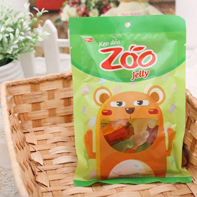 Kẹo Dẻo Zoo Jelly 100g